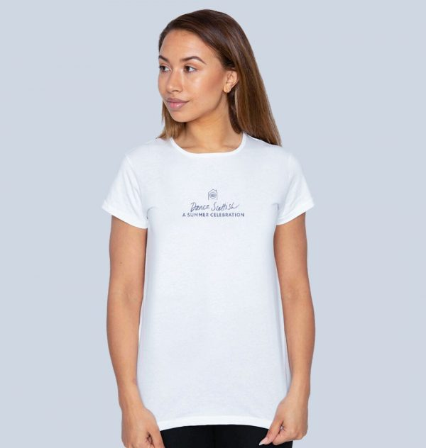 Summer Celebration t-shirt, limited edition from the RSCDS