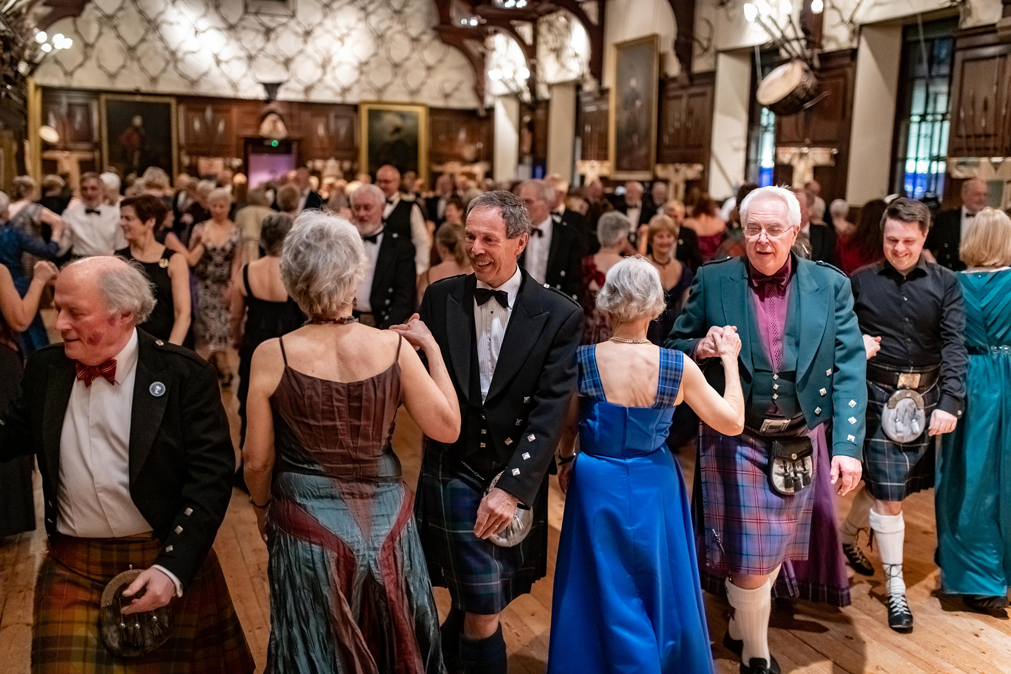 Blair Castle Ball