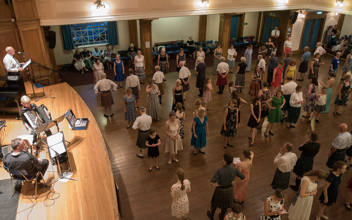 Join dancers at the Thursday Night Dances in St Andrews