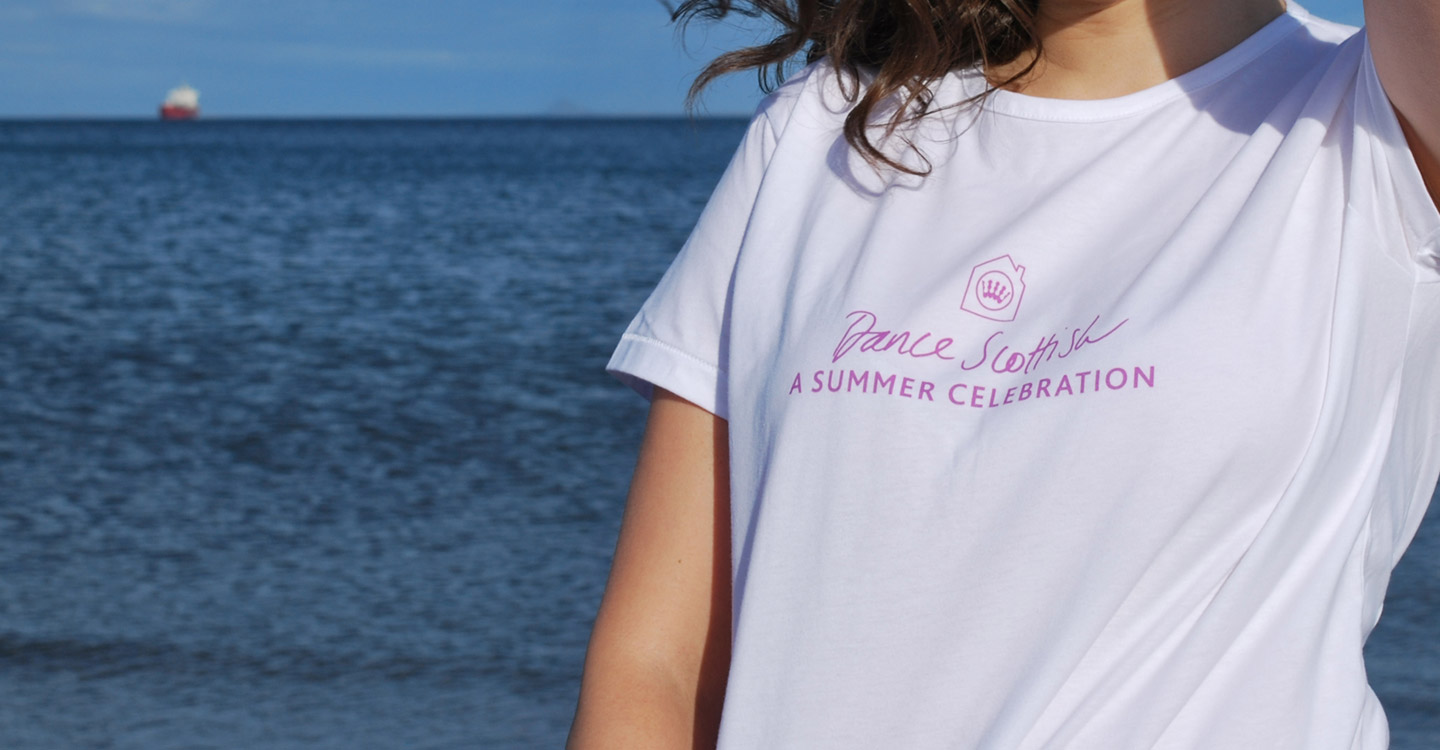 Summer Celebration womens t-shirt