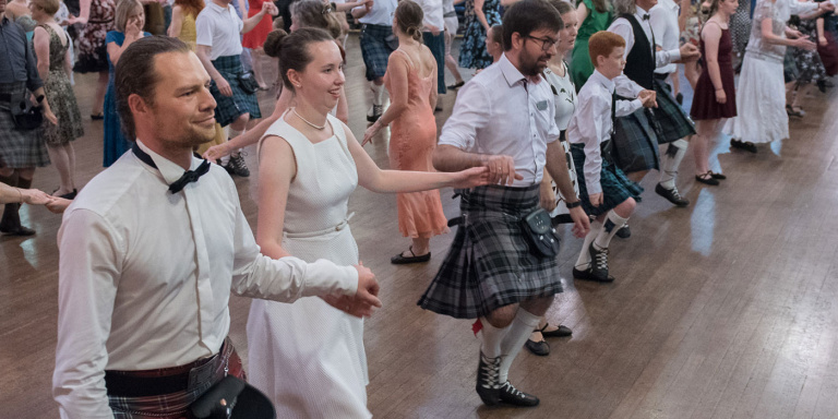 Thursday Night Dances at Summer School St Andrews