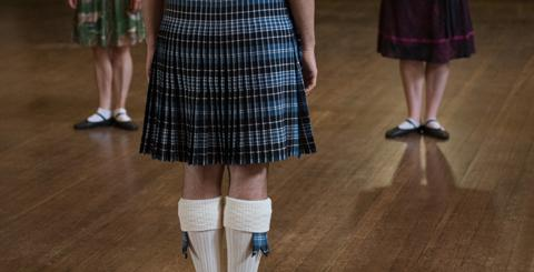 Learn Scottish Country Dance steps and techniques