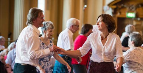 Where to Ceilidh