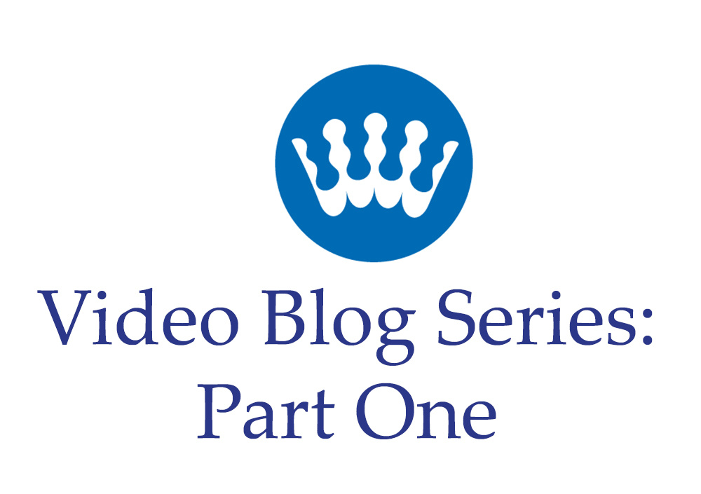 Video Blog Part One