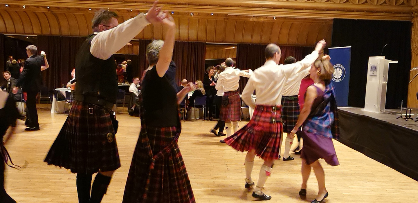 image of RSCDS dancing at Secretary of State for Scotland Ceilidh