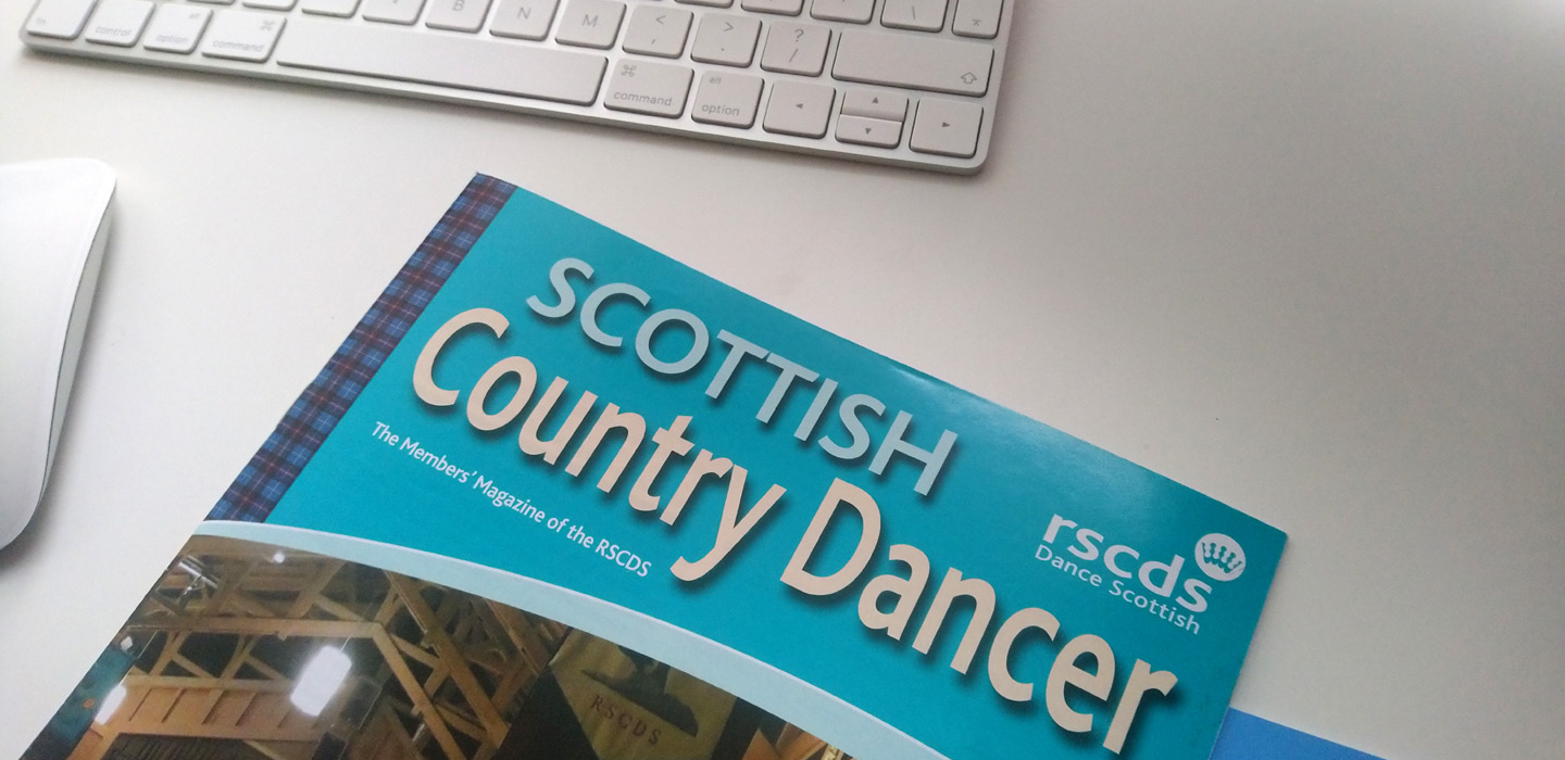 Scottish country dancer magazine submissions 2021