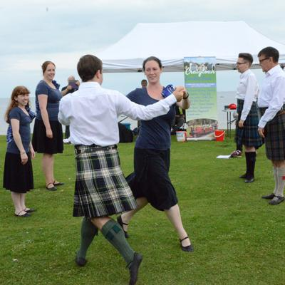 Find examples of Scottish Country Dances and watch videos online