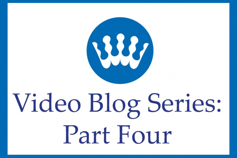 Video Blog Four