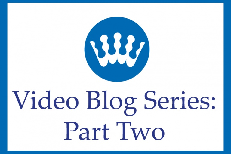 Video Blog Two