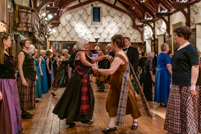Image of Scottish Country Dancing