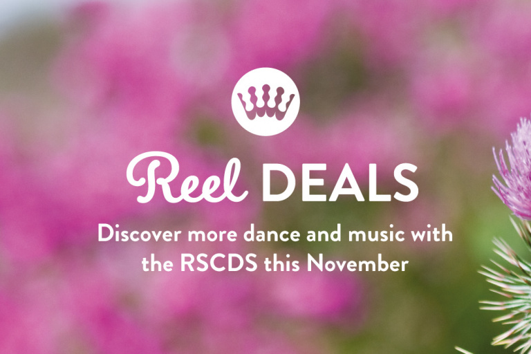 RSCDS special offers and sales