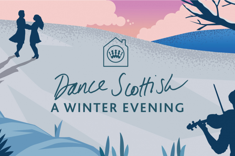 A winter evening event
