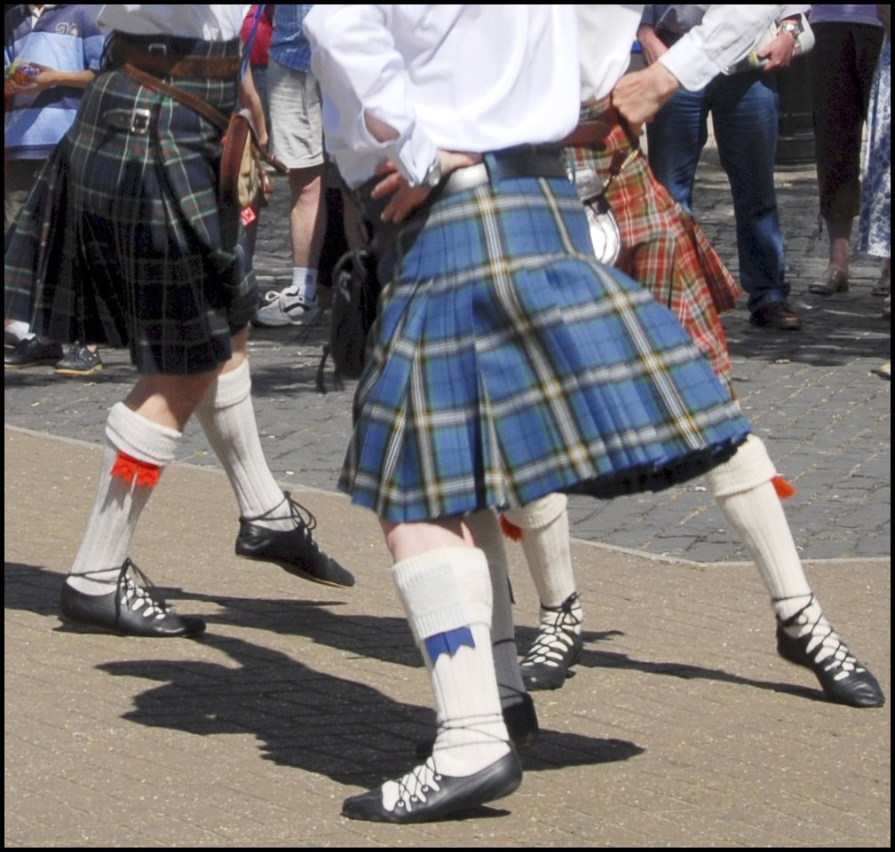 Kilts in Action