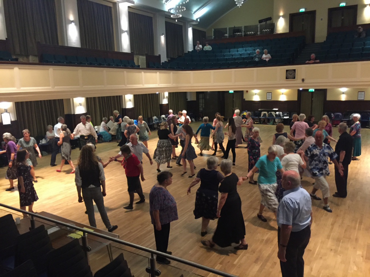 Summer Dancing - Troon Concert Hall --- Monday evenings