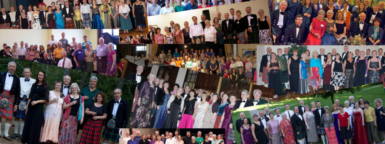 'Collage of IB members at various events' by Chris Harris