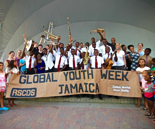 RSCDS in Jamaica