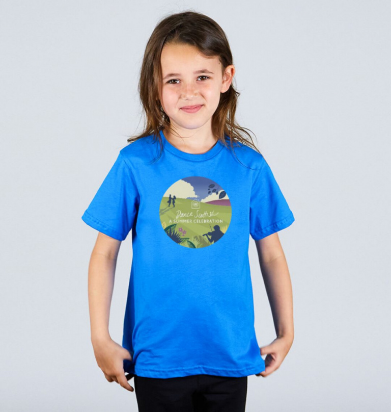 Childrens Summer Celebration tee