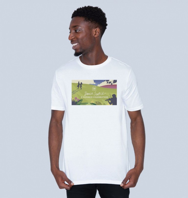 Mens Summer Celebration tee