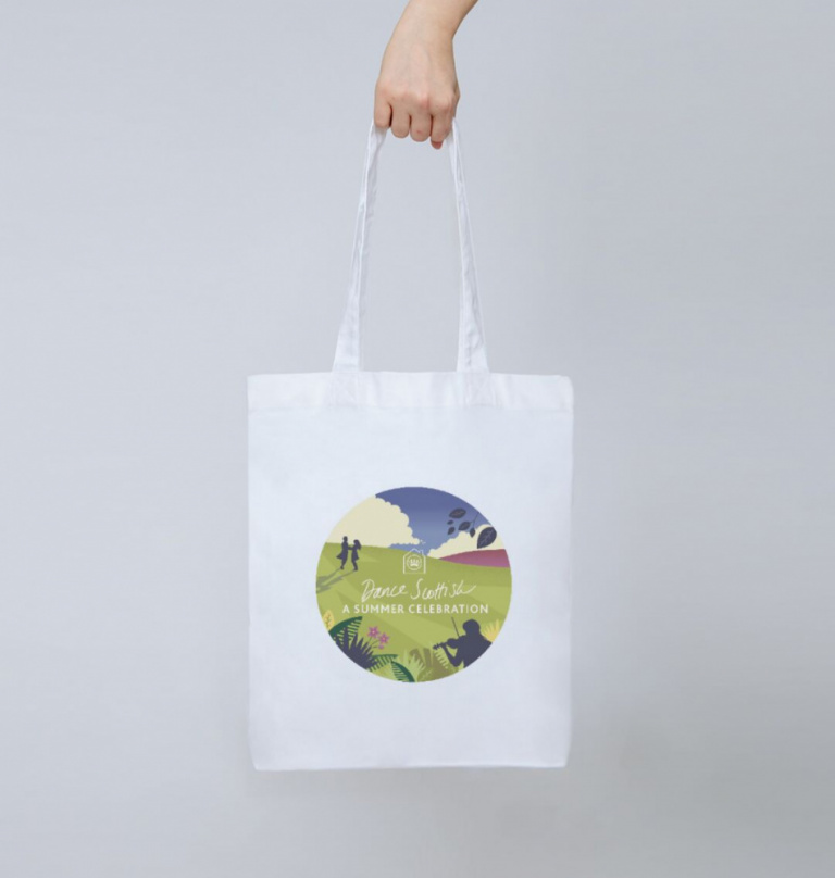 Summer Celebration tote